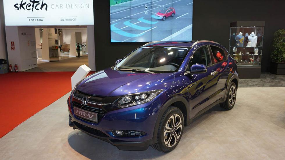 El Honda HR-V, en el Salón de Barcelona