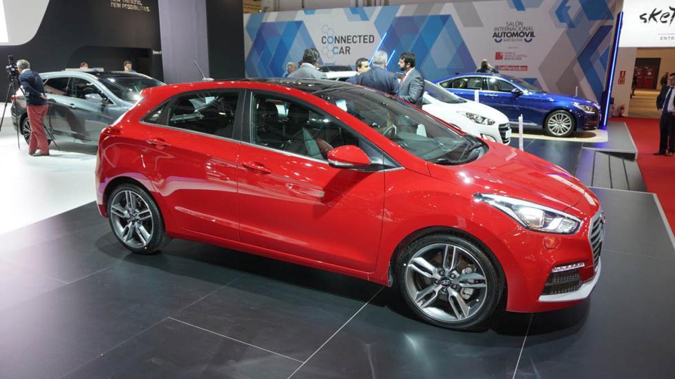 Hyundai, en el Salón de Barcelona 2015