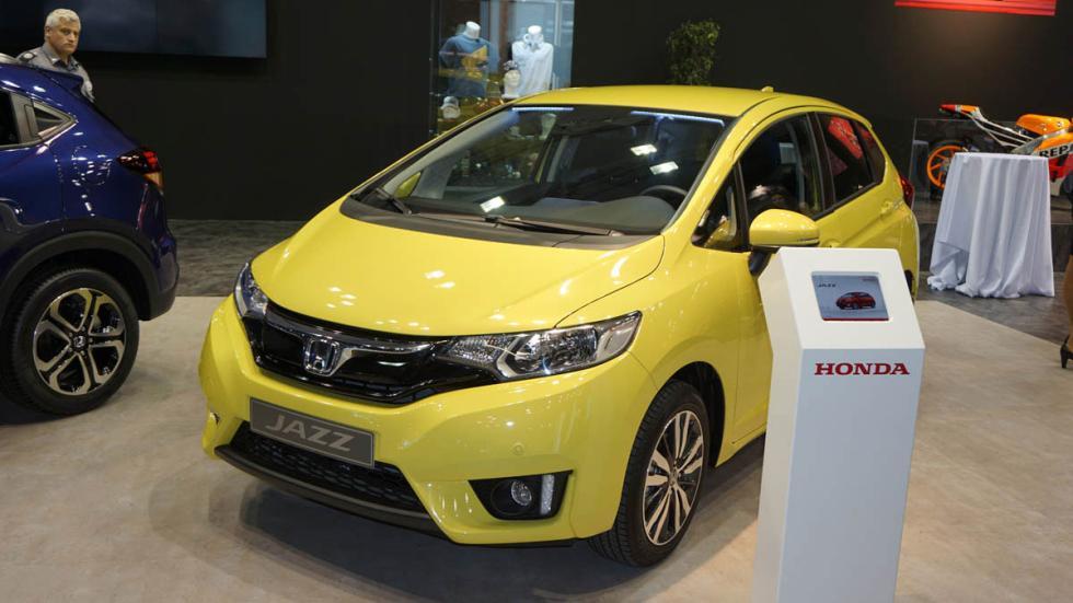 Honda Jazz, en el Salón de Barcelona 2015