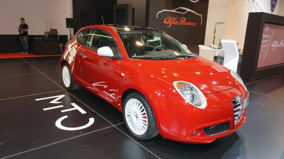 Alfa Romeo Mito, en el Salón de Barcelona 2015