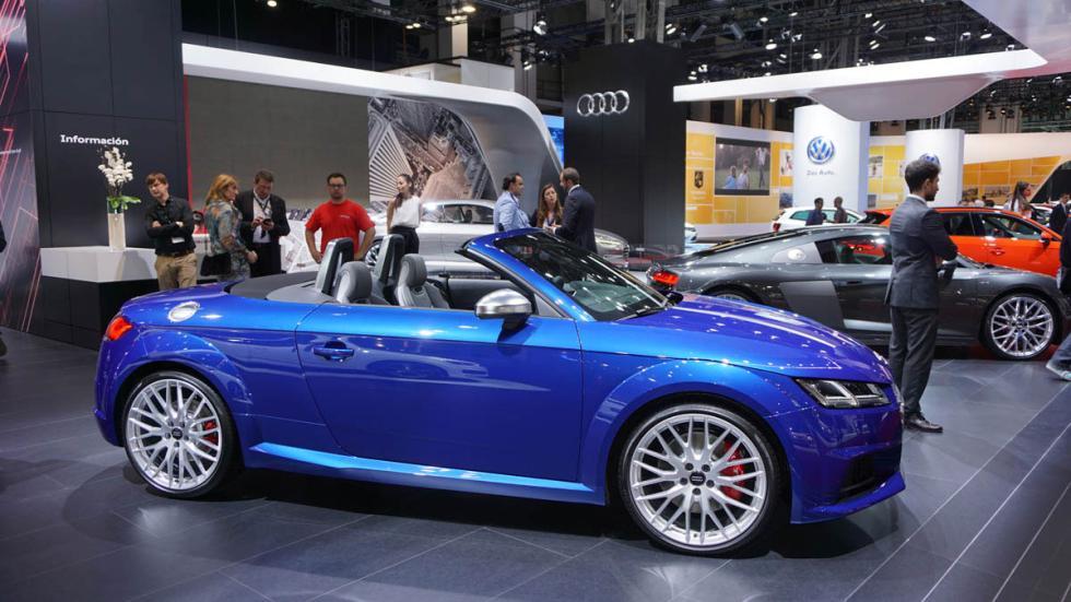 Audi, en el Salón de barcelona 2015
