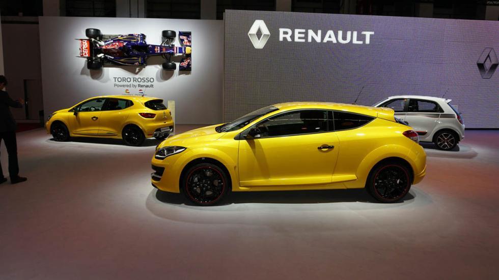 Renault, en el Salón de Barcelona 2015