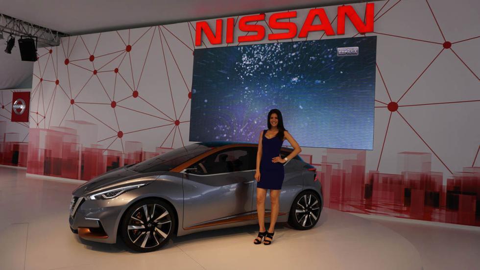 Nissan, en el Salón de Barcelona 2015
