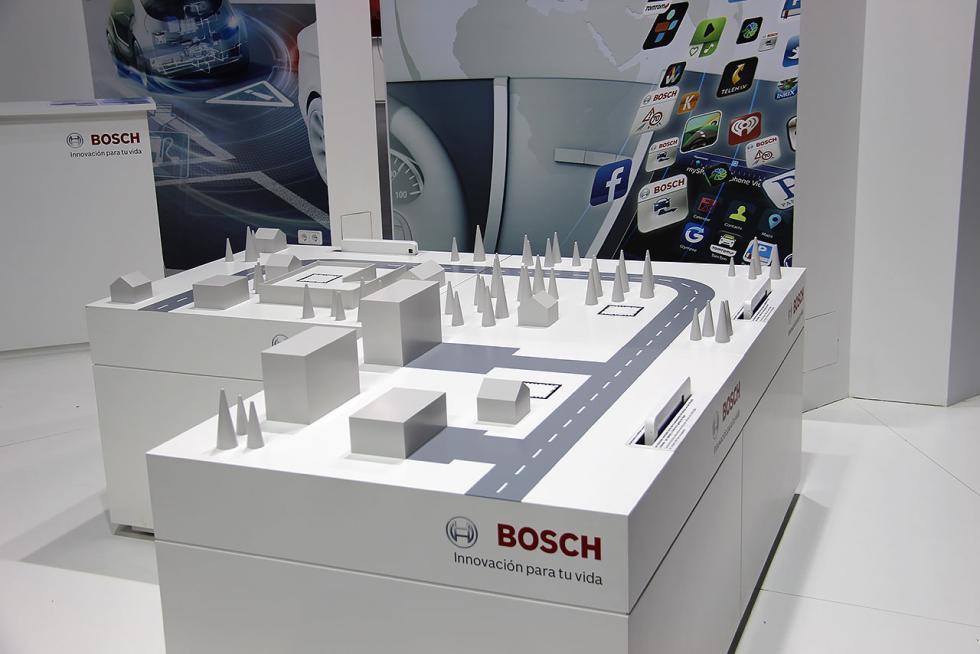 Stand de Bosch
