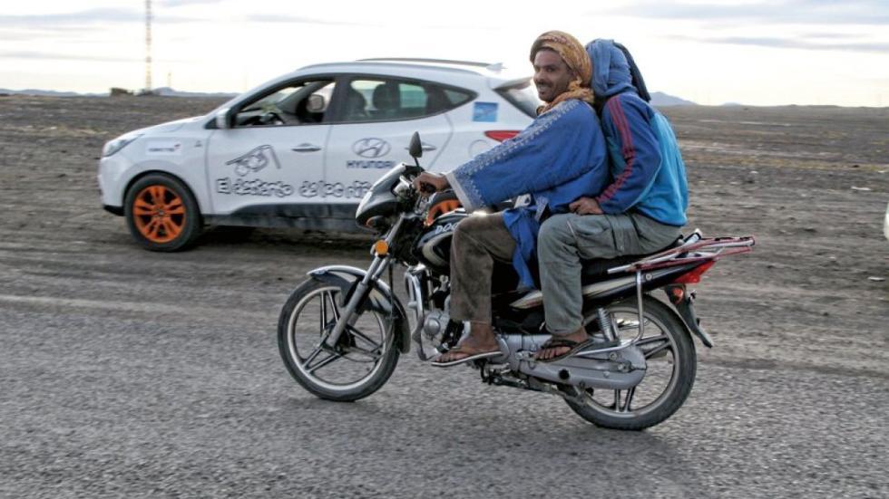 desierto de los niños 2015 moto beréber