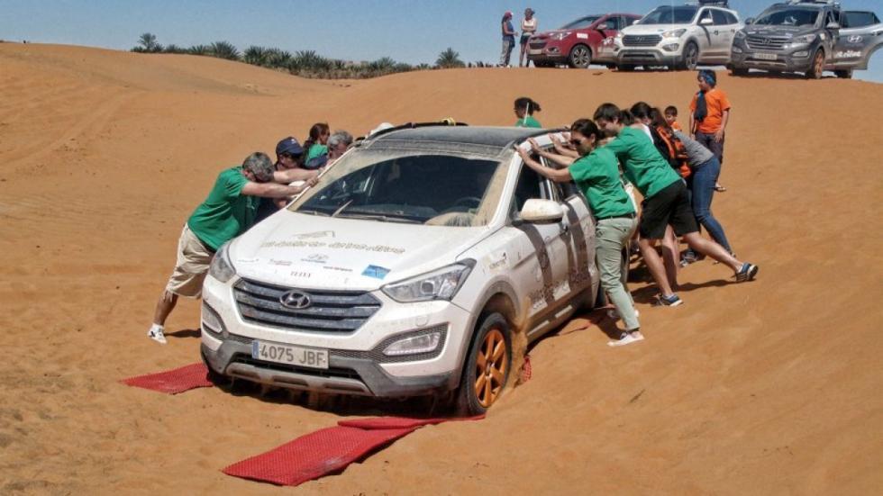 desierto de los niños 2015 conducción en dunas
