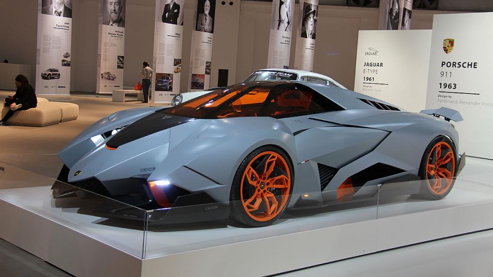 Lamborghini Egoista 2013