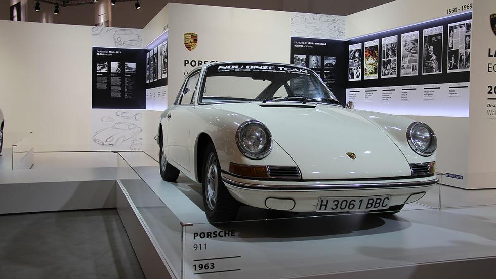 Porsche 911 de 1963