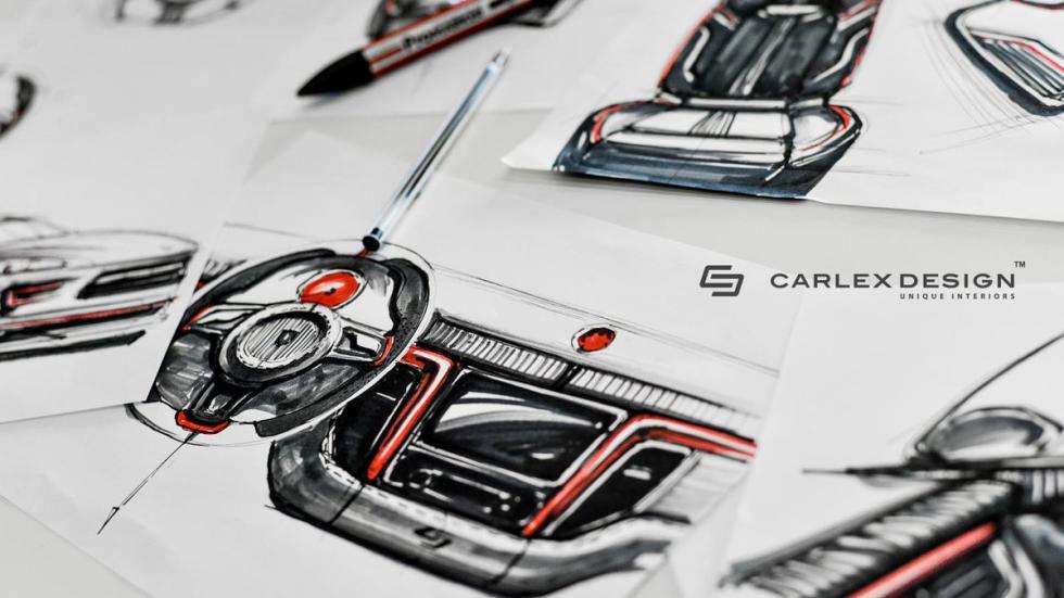 Porsche Macan Carlex
