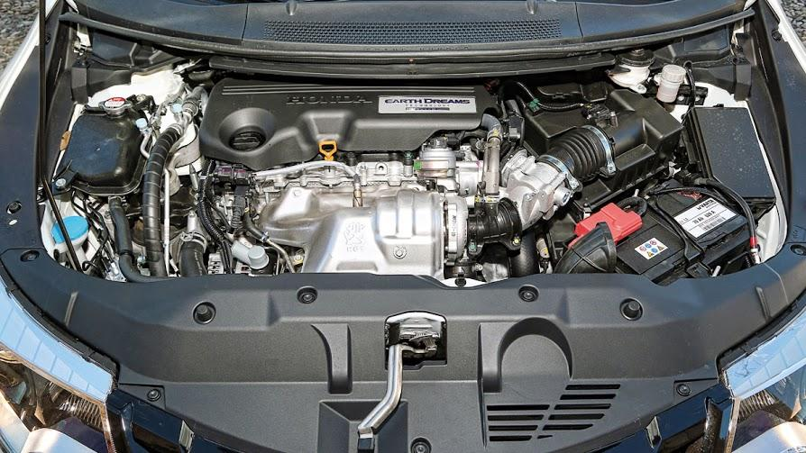 Honda Civic 2015 motor