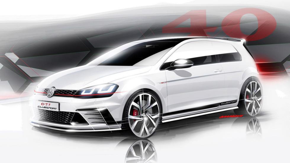 Volkswagen Golf GTI Clubsport perfil