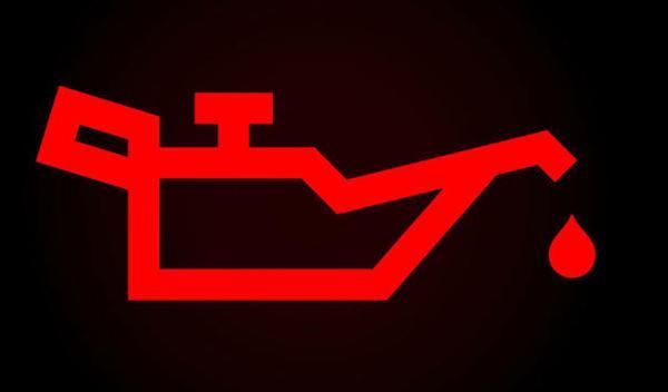 testigo aceite del motor