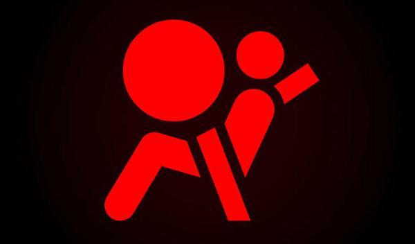testigo airbag