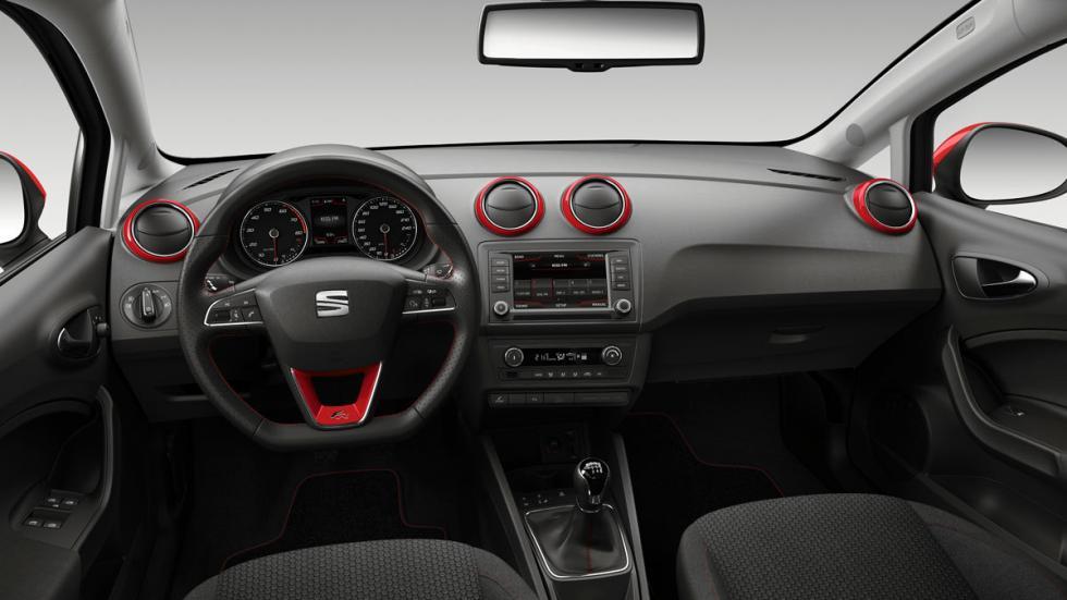 Nuevo Seat Ibiza interior