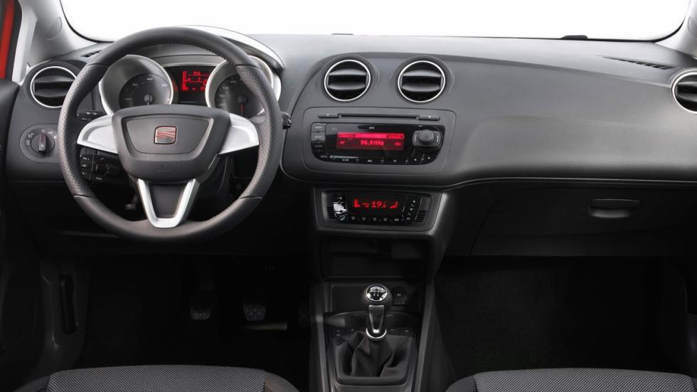 Seat Ibiza 2013 interior