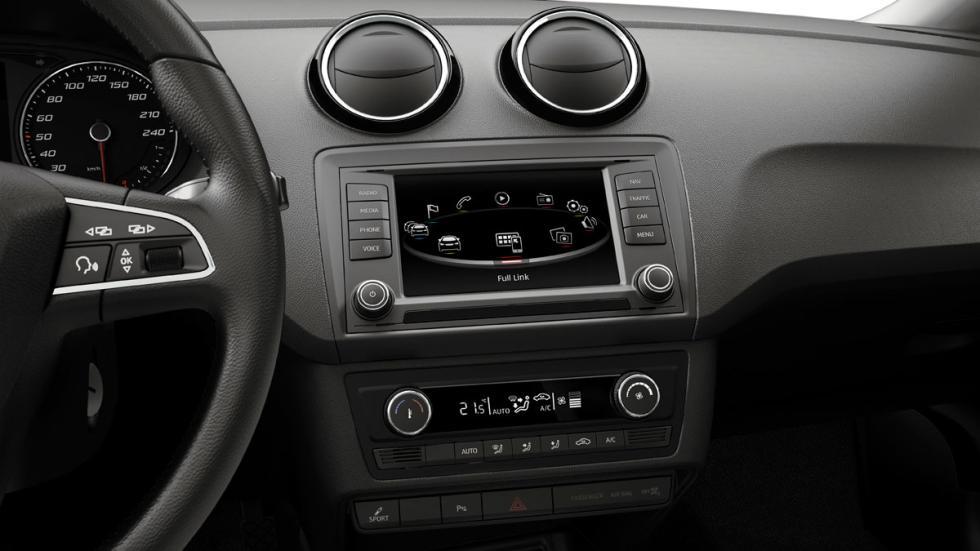 Nuevo Seat Ibiza multimedia