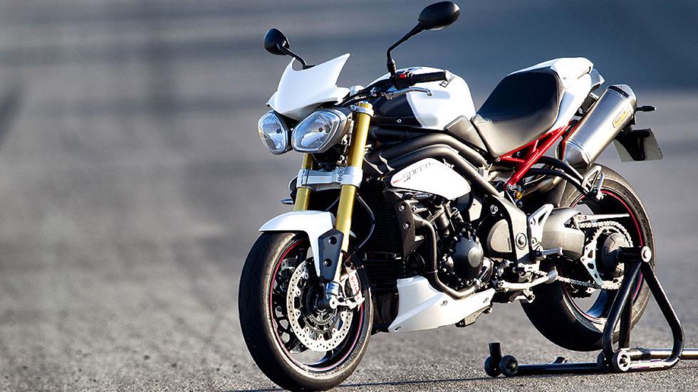 Si tienes una Speed Triple R consulta el listado de motos afectadas