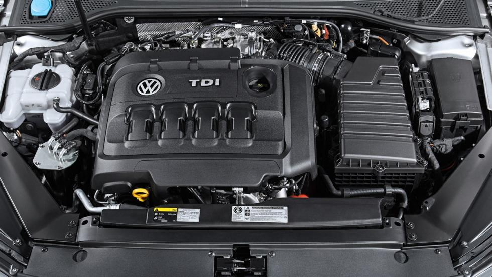coches-mas-potencia-por-litro-volkswagen-Passat-tdi-motor