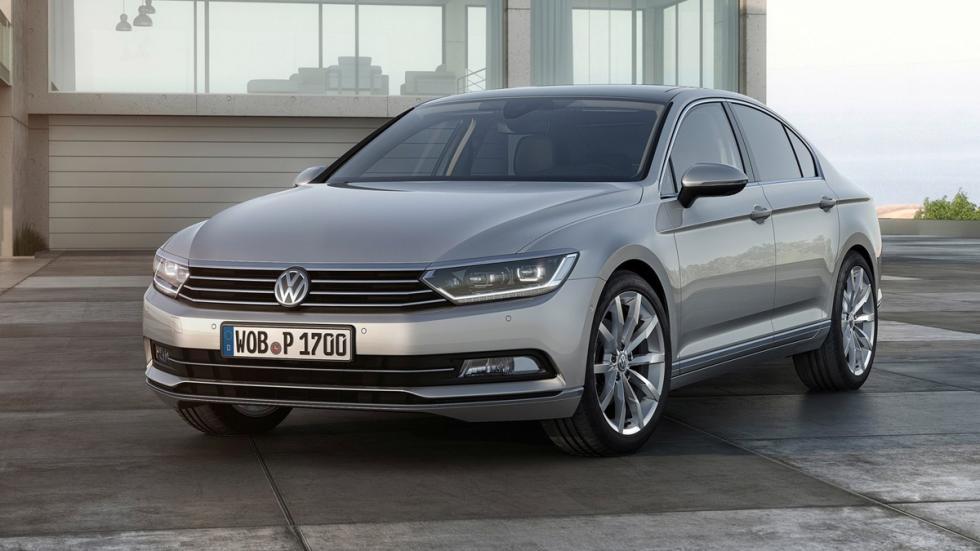 coches-mas-potencia-por-litro-Volkswagen-Passat-tdi