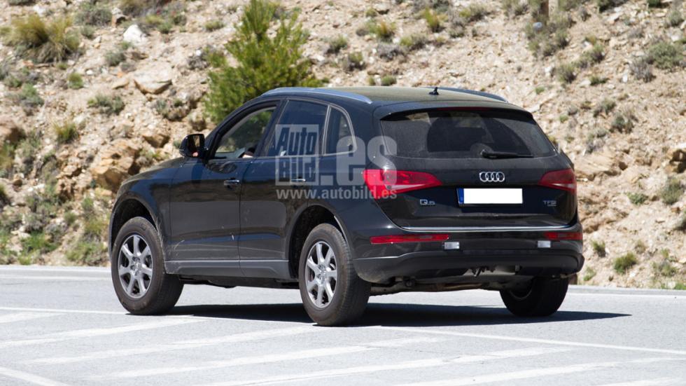 Audi Q5 2016 tres cuartos traseros