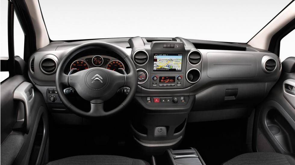 Citroën Berlingo 2015 interior