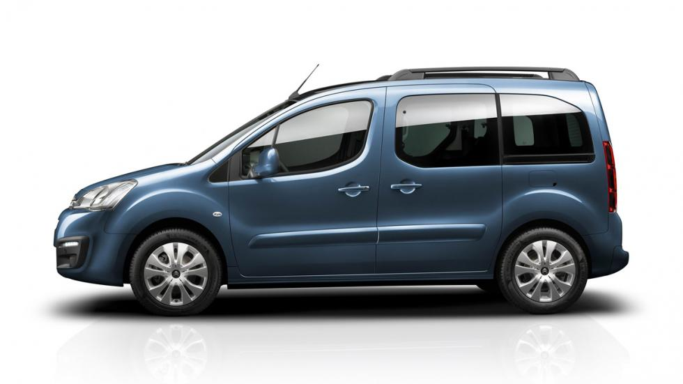 Citroën Berlingo 2015 lateral