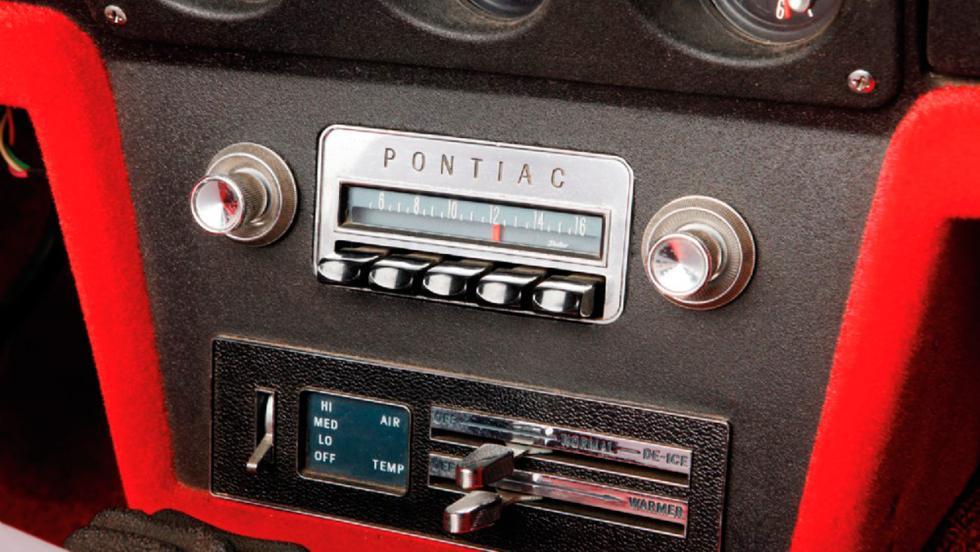 Pontiac Banshee Concept detalle