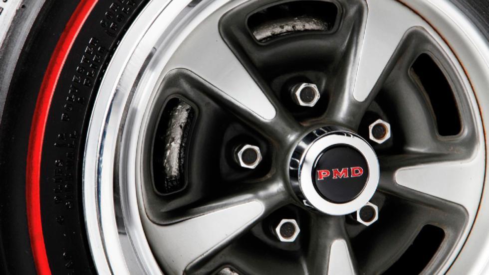 Pontiac Banshee Concept rueda