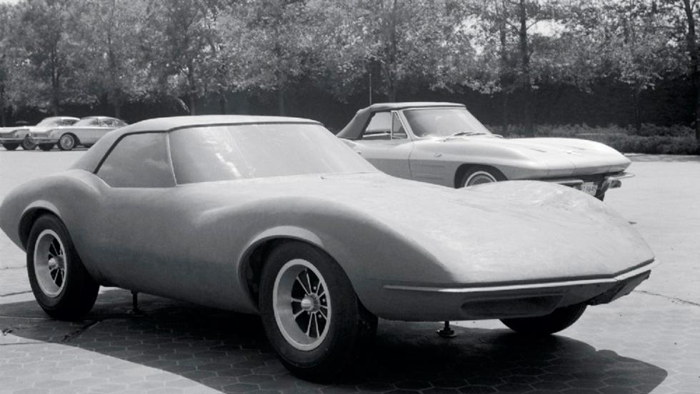 Pontiac Banshee Concept antigua