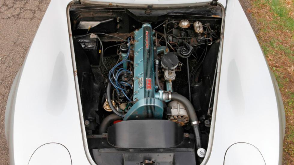 Pontiac Banshee Concept motor
