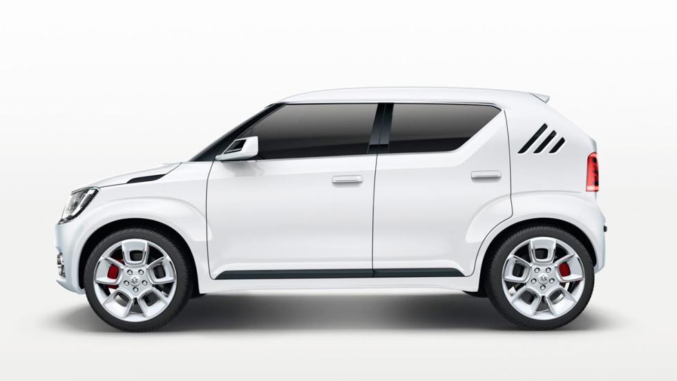 Suzuki iM-4  lateral