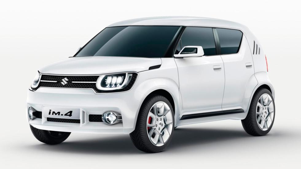 Suzuki iM-4  frontal