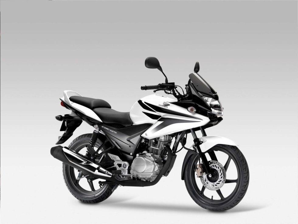 Honda CBF 125, otra opción económica