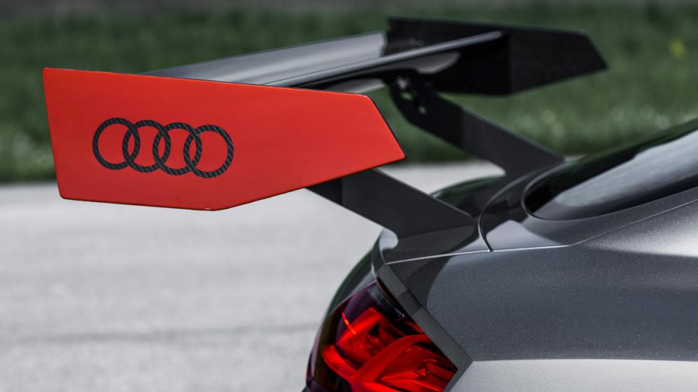Audi TT Clubsport Turbo aleron trasero
