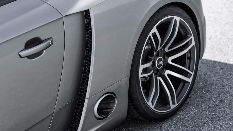 Audi TT Clubsport Turbo llantas