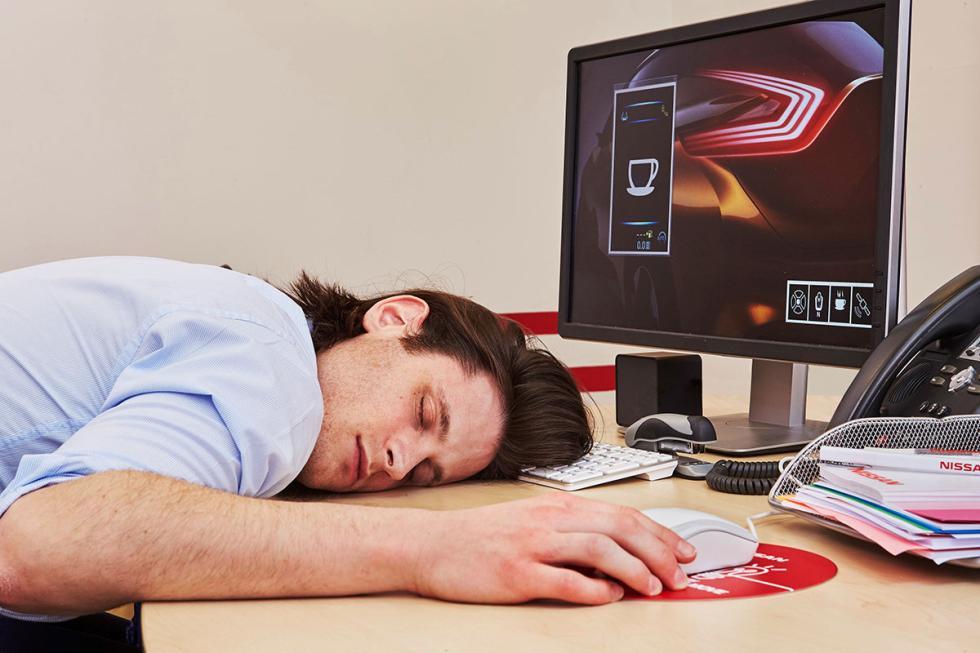 Detector de Fatiga para evitar el cansancio en las oficinas.