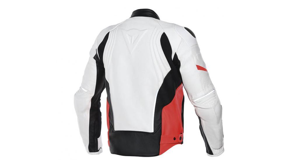 Chaqueta Dainese Racing D1 Pelle: 429 euros