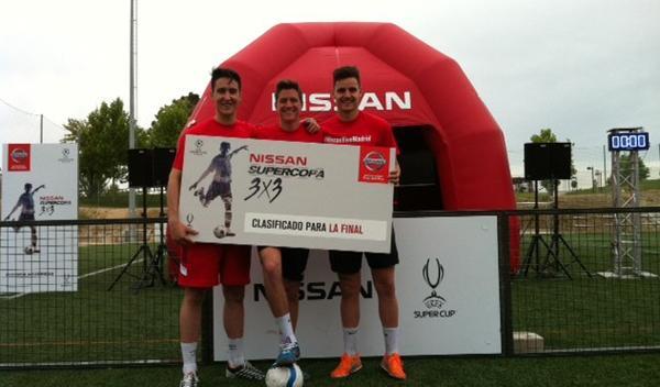 Nissan UEFA Super Cup 2