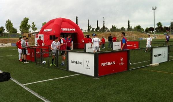 Nissan UEFA Super Cup