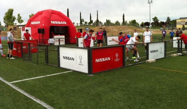 Nissan UEFA Super Cup 4