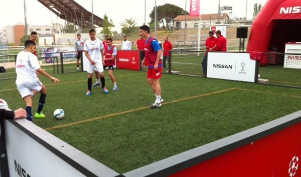 Nissan UEFA Super Cup 5