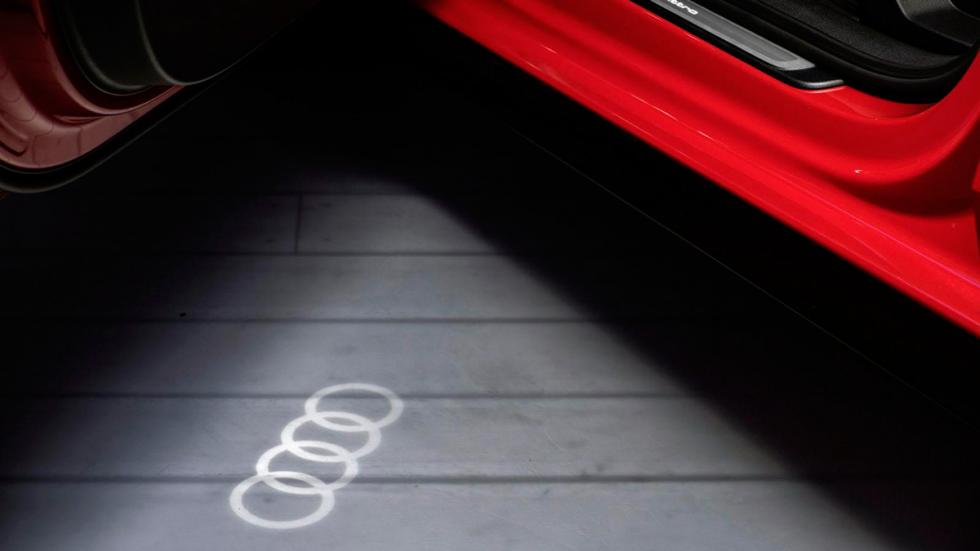 Audi A3 Style Package detalle puerta