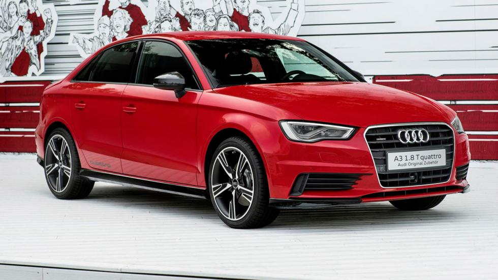 Audi A3 Style Package frontal