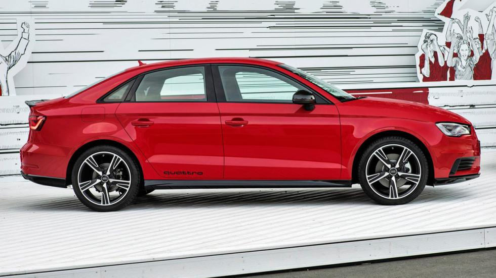 Audi A3 Style Package lateral