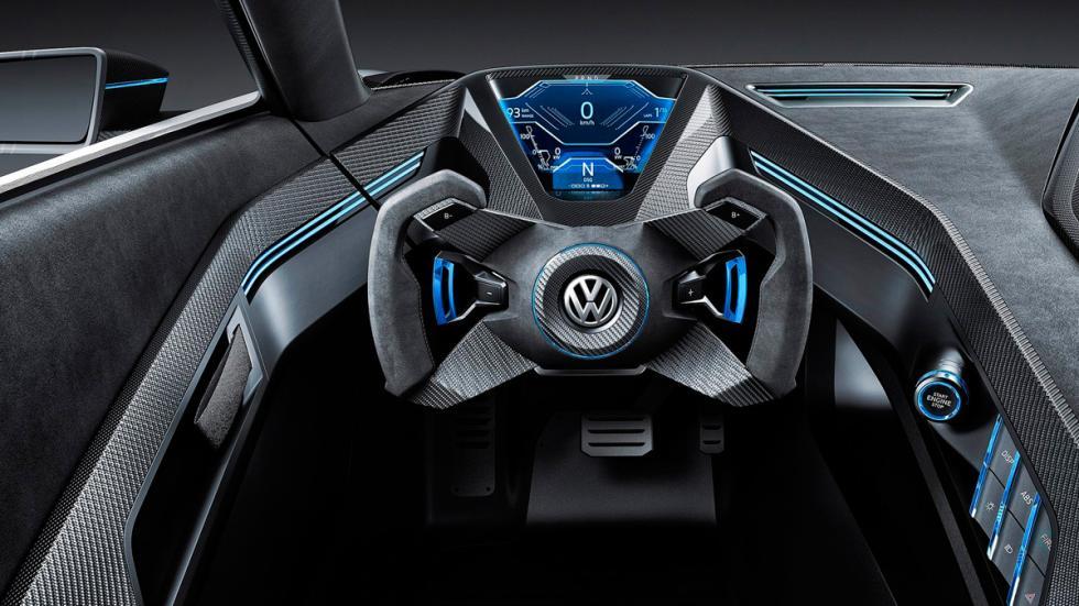 Volkswagen Golf GTE Sport salpicadero