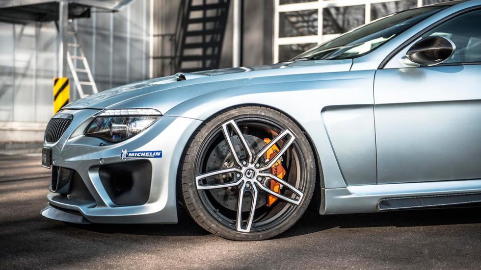 BMW M6 G-Power llantas