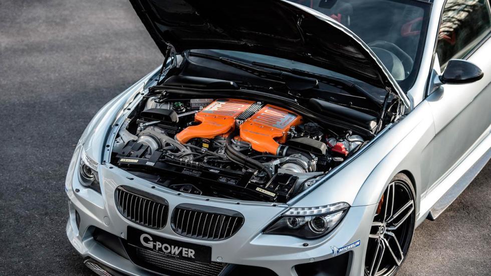 BMW M6 G-Power motor