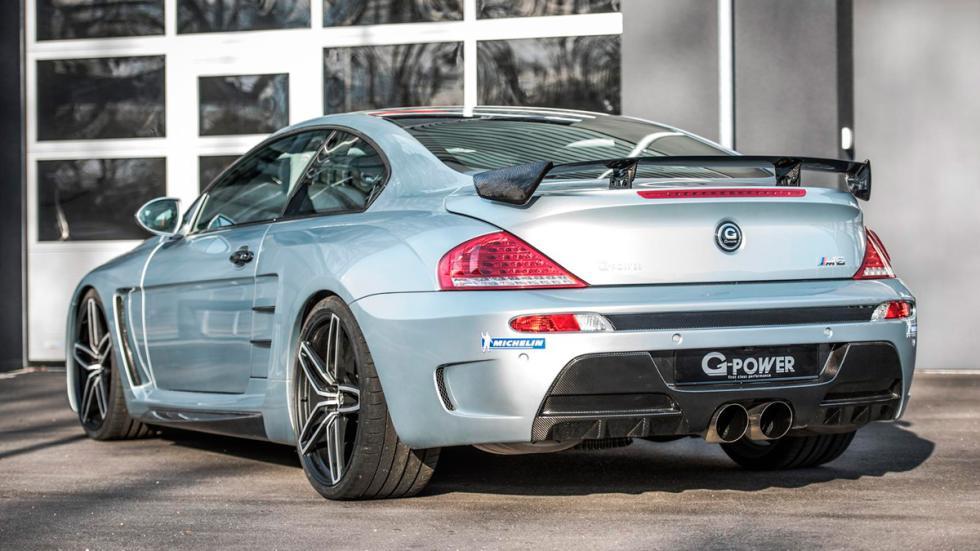BMW M6 G-Power trasera