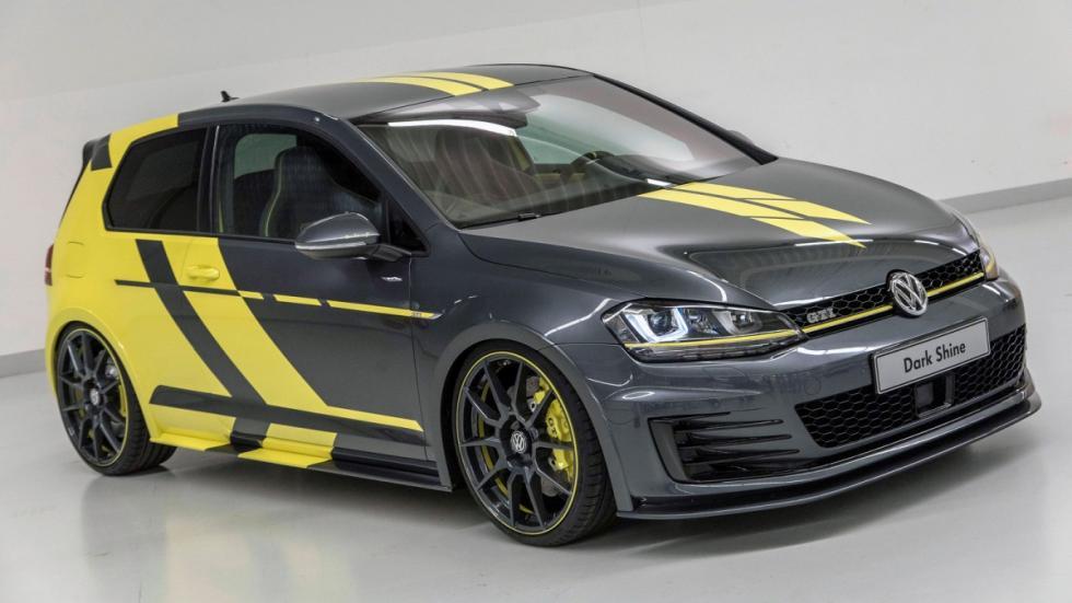 Volkswagen Golf GTI Dark Shine