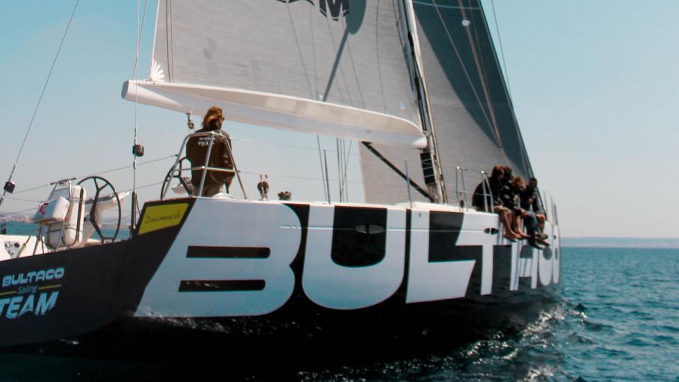 La XII Regata Palma Vela sirvió de debut para el Bultaco Sailing Team